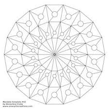 509 best mandala templates images on pinterest mandalas