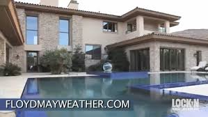 mayweather house tour what does the highest paid american athlete do with all that cash