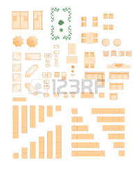 Furniture For Floor Plans Floor Plan Images U0026 Stock Pictures Royalty Free Floor Plan Photos