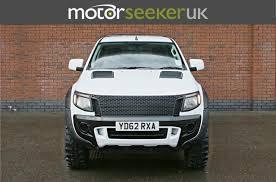 Ford Raptor Ranger - used 2012 ford ranger pick up double cab seeker raptor edition vat
