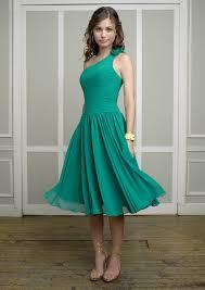 tea length morilee bridesmaid dresses by jorma wedding dress factory