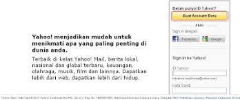 membuat email yahoo indonesia langkah langkah membuat email yahoo indonesia