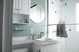 blue painted bathroom cabinets slate paint colors home design