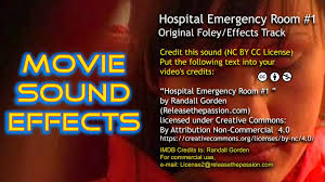 room creative emergency room sound effects interior design for