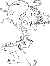 hd wallpapers lion king coloring pages print www