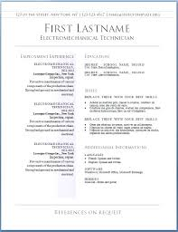 Free Resume Templates For Word by Word Resume Template Free Word Free Resume Templates Word Resume