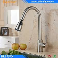list manufacturers of single handle pull down kitchen faucet buy
