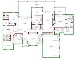 split ranch floor plans baby nursery split floor plan ranch split bedroom house plans
