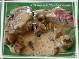 comment cuisiner un filet mignon de porc en cocotte filet mignon de porc façon tournedos lili et ses ptits plats