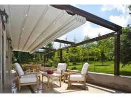 Retractable Porch Awnings Suntech Smooth Retractable Outdoor Awnings Now Available From Gs