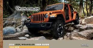 manual jeep here is the entire leaked owner s manual for the 2018 jeep wrangler