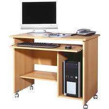 Beech Computer Desk Germania Decor Beech Computer Desk Furniture123