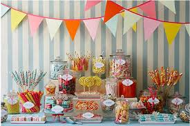 Circus Candy Buffet Ideas by Details Party Rental Candy Buffet Ideas Candy Bar Wedding Favor