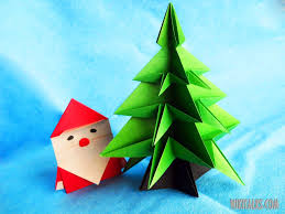 how to make a christmas tree using origami wiki talks