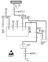 1999 yukon fuse box diagram wiring diagrams