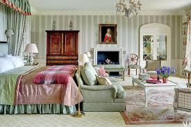 Interior Design Living Room Wallpaper 33 Wallpaper Ideas For Every Room Photos Architectural Digest