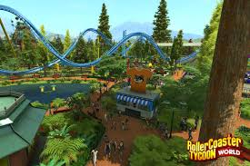 rollercoaster tycoon world u0027s focus on freedom makes it exciting