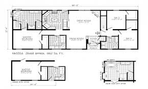 ranch house floor plans with basement ideas cozy rectangle ranch house plans floor plans ranch further