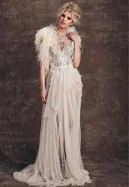 wedding wishes dresses 24 beautiful feather wedding dresses trend for 2017 feather
