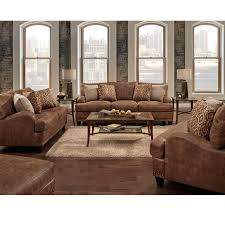 Faux Chesterfield Sofa Best 25 Faux Leather Sofa Ideas On Pinterest Brown Sofa Design