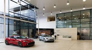 luxury cars inside inside the aston martin factory the verge