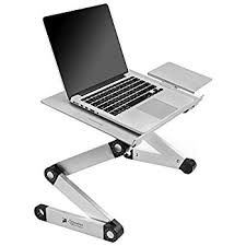 Adjustable Laptop Desks Portable Adjustable Aluminum Laptop Desk Stand Table