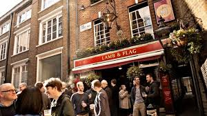traditional pubs in the heart of covent garden london