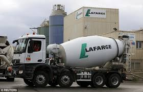 french cement firm lafarge paid taxes to isis to protect its