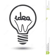 Light Bulb Clipart Here Clipart Bulb Pencil And In Color Here Clipart Bulb