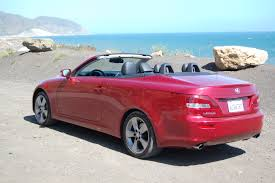 lexus convertible 2011 cpo to go 2011 lexus is250c the truth about cars