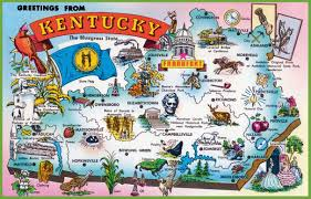 Ky Road Map Kentucky State Maps Usa Maps Of Kentucky Ky