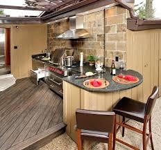 outdoor patio kitchen ideas outdoor kitchen design ideas patio kitchen mid sized rustic backyard
