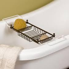 bronze bathtub caddy eubank tub caddy tubs oil rubbed bronze and bathtub accessories