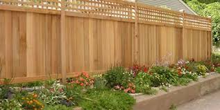Fence Ideas For Small Backyard Landscape Fence Ideas And Gates Landscaping Network