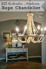 Restoration Hardware Light Fixtures by Diy Industrial Pendant Light For Under 10 Bless U0027er House