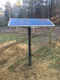 Solar Panels For Lights - simple solar power for outbuilding lights and pumping water the