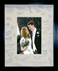 wedding signing frame guestbook frame wedding signing frame plus mount from cadremont