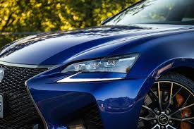lexus rc f headlights exhaust notes 2016 lexus gs f canadian auto review