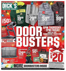 sporting goods black friday ad 2012