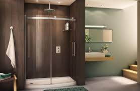 bathroom shower door ideas shower gorgeous ideas for bathroom glass shower door stunning
