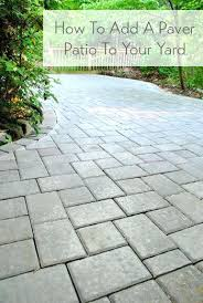 Patio Floor Designs Ideas For Patio Flooring Cheap But Creative Ideas For Your Garden