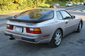 porsche 944 silver 1988 porsche 944 turbo s silver german cars for sale