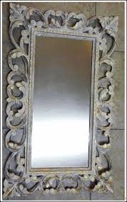specchi con cornice specchi con cornice in legno idee di disegno casa