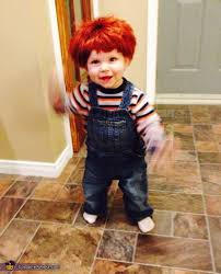 toddler chucky costume baby chucky diy costume photo 3 3