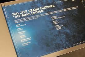 sema jeep grand cherokee autoblog sema 2010 jeep grand cherokee gets low rider off road