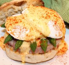 mel u0027s over the top but very easy eggs benedict a rich dish w a