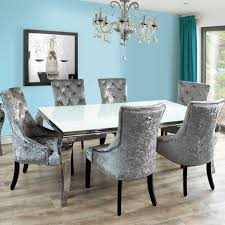 steel dining room chairs dining tables wood dining room sets large glass table white