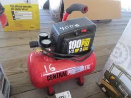 Craftsman 3 Gallon Air Compressor Lloyd Meekins U0026 Sons Auction Co Of North Carolina