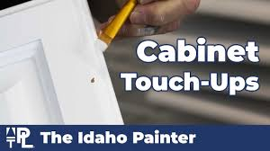 how to touch up white gloss kitchen cabinets cabinet touchups the of touch ups