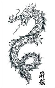 black n white dragon tattoo design tattoos book 65 000 tattoos